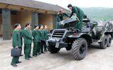 Việt Nam nâng cấp xe bọc thép làm nhiệm vụ cơ động