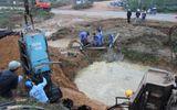 Lại vỡ đường ống, hơn 70.000 hộ dân Hà Nội mất nước