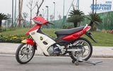 Huyền thoại Suzuki FX 125: Gia tài một thuở