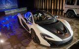 Ngắm siêu xe McLaren P1 của gia đình hoàng tộc Qatar