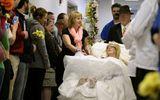 Lễ cưới trong mơ của cô gái mắc bệnh ung thư