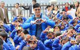 Chung tay góp sức đưa học sinh vùng cao đến trường