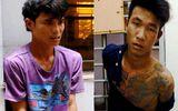 Trinh sát rượt bắt hai đối tượng găm hàng trăm viên ma túy đá