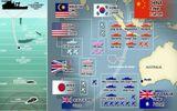 Toàn cảnh cuộc tìm kiếm hộp đen MH370 mất tích