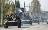 Bộ Quốc phòng Ukraina thú nhận mất 6 xe bọc thép