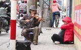 Cuộc đời như tiểu thuyết buồn của lão nghệ sĩ đường phố