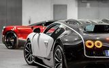 Khi giới nhà giàu Ả Rập khoe siêu xe