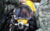 Chìm phà Hàn Quốc: Thợ lặn cũng chết đuối