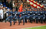 Cảnh sát biển thể hiện uy lực tại Điện Biên