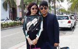 Quang Lê đi sắm đồ hiệu cùng nữ đại gia Hà Tĩnh