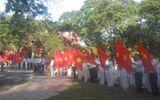 Trường Quốc Học Huế long trọng tổ chức lễ chào cờ đặc biệt