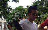 """Lái xế hộp sai làn đường, sao tuyển Việt Nam bị 141 """"tóm cổ"""""""