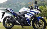 Yamaha R25 thiết kế đẹp, giá 98 triệu đồng
