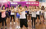 """Thí sinh """"Ngôi sao mới"""" hào hứng tập vũ đạo cùng Lâm Vinh Hải"""