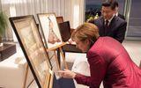 Căng thẳng biển Đông: Nhìn lại món quà Thủ tướng Đức tặng TQ