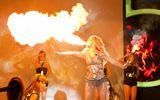 Gương mặt thân quen tập 9: Mi-a chiến thắng với màn phun lửa
