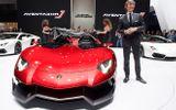 Lamborghini chính thức công bố đại lý tại Việt Nam
