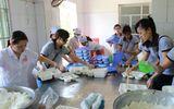 CLB 14 Chữ Hà Nội chăm sóc bệnh nhân tâm thần