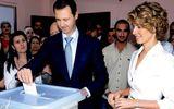 Ông Assad thắng áp đảo cuộc bầu cử tổng thống Syria