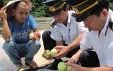 Hoa quả Trung Quốc không nhập vào Lạng Sơn