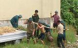 Nghệ An: Kéo lưới bắt cá, phát hiện quả bom nặng 300kg