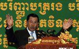 Thủ tướng Hun Sen: Sẽ không có bầu cử lại tại Campuchia