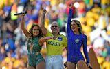 Sôi động, khai mạc Lễ hội bóng đá Brazil 2014