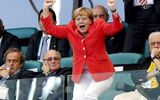 """Thủ tướng Angela Merkel: """"Fan cuồng"""" của ĐT Đức"""