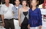 Mẹ Hoài Lâm liên tục khóc khi chia sẻ về con trai