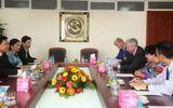 Ban Kinh tế Trung ương tiếp đoàn Bộ trưởng Nông nghiệp Hà Lan