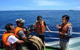 Phóng viên VTV với những hình ảnh chưa từng lên sóng ở Biển Đông