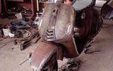 Ngắm Vespa 946 tự chế ở Việt Nam