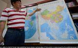 """Trung Quốc """"nuốt chửng"""" Biển Đông bằng """"bản đồ 10 đoạn"""""""