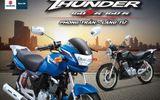 Sáng nay, xe tay côn Suzuki Thunder ra mắt  tại Việt Nam