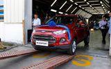 Ford Việt Nam xuất xưởng EcoSport hoàn toàn mới