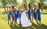 Sốc với phong trào cô dâu cùng phù dâu chụp ảnh khoe... mông