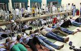 TP HCM: Gần 200 công nhân nhập viện sau bữa tối
