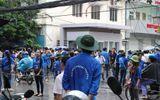 Chở nữ sinh, tình nguyện viên bị đâm vì xe ôm tưởng cướp khách