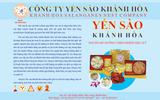 Công ty yến sào Khánh Hòa Khẳng định giá trị thương hiệu Việt