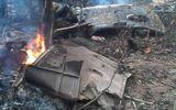 Máy bay rơi ở Hòa Lạc, 17 chiến sĩ hy sinh