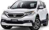 Honda ra mắt CR-V phiên bản Limited mới