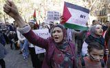 Thế giới phản đối Israel leo thang quân sự ở Dải Gaza