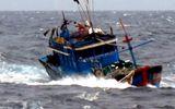 Vào bờ tránh bão, một thuyền viên rơi xuống biển mất tích