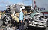 Tai nạn thảm khốc trên cao tốc Trung Lương do tài xế ngủ gật!
