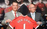 """Van Gaal """"nổ"""" tưng bừng ngày ra mắt M.U"""