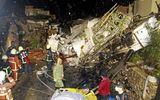 Chùm ảnh hiện trường rơi máy bay ATR-72 ở Đài Loan