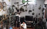 Chuyện về thầy giáo trẻ và bộ sưu tập kỷ vật chiến tranh