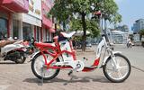 Xe đạp điện Zinger Extra - phiên bản nâng cấp
