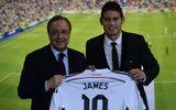 Vén màn bí mật cực sốc về vụ Real mua James Rodriguez