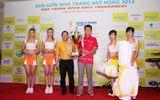 Giải golf Nha Trang Summer 2014- Tranh cúp Nam A Bank